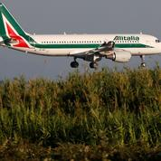 Les chemins de fer italiens à bord d'Alitalia
