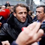 Européennes: Macron accusé de dramatiser le scrutin