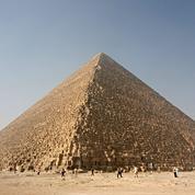 Un secret de construction des pyramides dévoilé par des égyptologues français