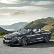 BMW Serie 8 Cabriolet : du sport cheveux au vent