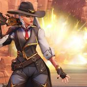 Le Figaro vous dévoile Ashe, la nouvelle héroïne du jeu vidéo Overwatch