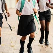 La moitié des écoliers de Provins en uniforme