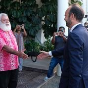 Édouard Philippe appelle les Calédoniens au dialogue