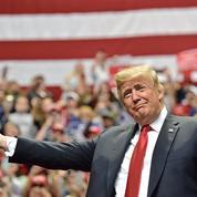 Midterms : Trump joue sa présidence