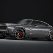 Dodge «Super Charger», un monstre de puissance