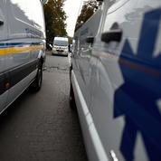 Les ambulanciers manifestaient ce lundi contre l'ubérisation de leur métier