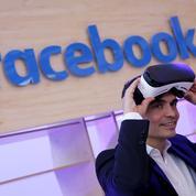 Facebook réorganise totalement sa division réalité virtuelle et augmentée
