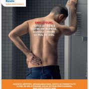 L'Assurance-maladie appelle les entreprises à agir contre le mal de dos