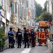 Dix personnes portées disparues dans l'effondrement d'immeubles à Marseille