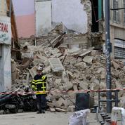 Marseille : dix personnes portées disparues après l'effondrement d'immeubles