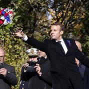 Des Éparges à Verdun, Macron rattrapé par le coût du carburant