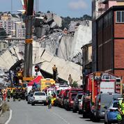 L'Italie, malade du délabrement de ses routes et de ses ponts