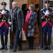 Franck Riester réaffirme «l'attachement» d'Emmanuel Macron au mécénat culturel