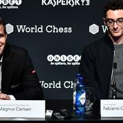 Championnat du monde d'échecs: l'Américain Fabiano Caruana défie Magnus Carlsen