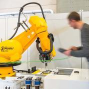 Industrie française: la renaissance des usines passe par les nouvelles technologies