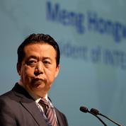 Interpol «accepte» la démission de son ex-président chinois