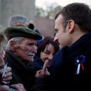 Comment Macron a survécu à son «itinérance»