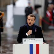 Macron sur le nationalisme : «Un discours de mise en garde au schématisme corrigé»