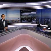 Macron invité du 20H de TF1 mercredi depuis le porte-avions Charles de Gaulle