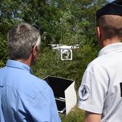 Le maire d'Asnières veut équiper sa police municipale de drones de surveillance