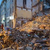 Immeubles effondrés à Marseille: perquisitions dans les services municipaux