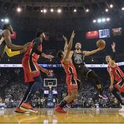 La FDJ parie sur la NBA