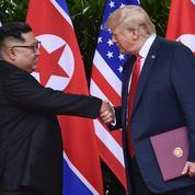 La Corée du Nord dissimule des bases de missiles, selon une étude américaine