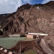 Le Tadjikistan inaugure le plus haut barrage du monde