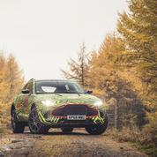 Aston Martin DBX, une sportive tout-terrain
