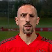 Ribéry s'excuse en vidéo après avoir agressé un consultant
