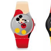Damien Hirst signe une montre pour Swatch