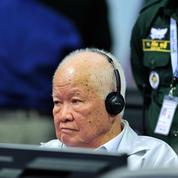 Perpétuité pour «génocide» à l'encontre de deux anciens dirigeants khmers rouges