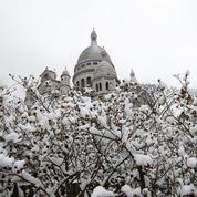 Météo : risque de neige mardi en Île-de-France