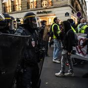 «Gilets jaunes» : policiers et gendarmes redoutent le pourrissement du mouvement