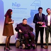 Handicap au travail : le parcours exceptionnel de Franck Vialle, entrepreneur de l'année
