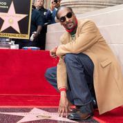 Snoop Dogg reçoit son étoile à Hollywood: «Je veux me dire merci d'être moi-même»