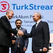TurkStream : la Russie étend sa toile gazière sur l'Europe via son allié turc