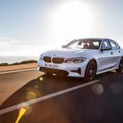BMW 330e, l'électrique booste l'essence
