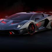 Lamborghini SC 18, seule et unique