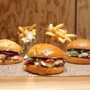Roomies, burger sur mesure