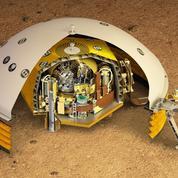 Un sismomètre français pour écouter «les tremblements de Mars»