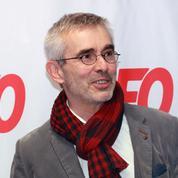 Yves Veyrier: la difficile synthèse du nouveau patron de FO