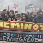 Élections à la SNCF: CGT et SUD indéboulonnables