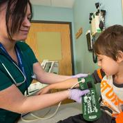 État d'urgence pour le diabète de type 1 chez l'enfant
