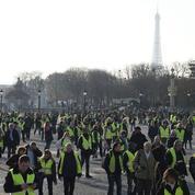 «Gilets jaunes» à Paris: un dispositif «solide» face aux risques de débordements