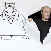 Le Chat de Philippe Geluck aura son musée à Bruxelles