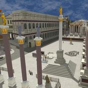 Survoler et découvrir la Rome antique sans bouger de son fauteuil