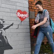 Des œuvres de Banksy, estimées à 15 millions d'euros au total, saisies en Belgique