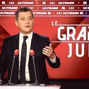 «Gilets jaunes» : pour Darmanin, «c'est la peste brune qui a manifesté» sur les Champs-Élysées