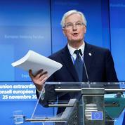 Brexit: le sans-faute du tenace négociateur Michel Barnier